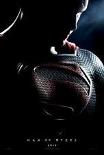"Man of Steel Superman 2013 Double Sided Original Studio Movie Poster 27"" x 40"""