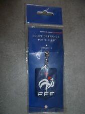 PORTE CLES FFF EQUIPE DE FRANCE DE FOOTBALL - NEUF