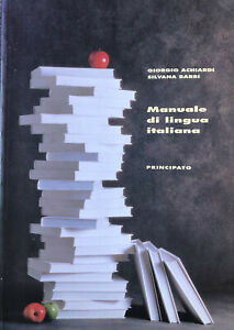 Manuale di lingua italiana, 1999