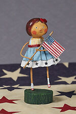 Lori Mitchell™ - Little Betsy Ross - American Flag 4th of July Patriot - 20105