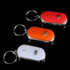 5X(3PCS Porte-cle Fute Trouve Clef Siffleur Keyfinder-Gadget pour Tetes en L' U)