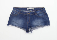 Womens Denim Co Blue Denim Shorts Size 14/L2