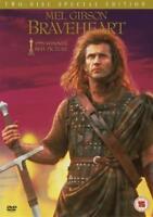BRAVEHEART MEL GIBSON SPECIAL EDITION 2 DISC BOXSET FOX UK REGION 2 DVD NEW