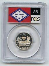 2003 S 25C Silver Arkansas Quarter PCGS PR69DCAM