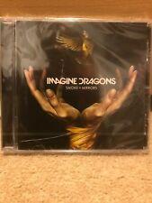 Imagine Dragons-Smoke + Mirrors CD NEW Sealed. Freepost In Uk.