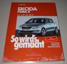 99-07 SKODA Fabia Typ 6Y Elektrische Anlage Systeme Reparaturanleitung