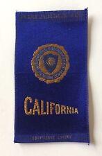 New listing 1910 Tobacco Cigarette College Silk California (137)