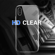 Ultra Thin Clear Case Shockproof Cover For iPhone XS Max X 6s 7 8 5 iPod Touch 5