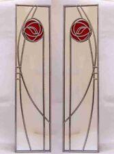 Rose 2 10x40cm pair