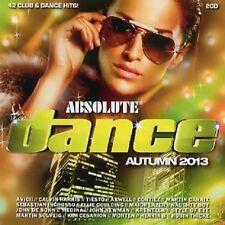"""Various Artists - """"Absolute Dance Autumn 2013"""" - 2013"""