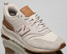 New Balance 997H Lux 10 Year Leather Men's Silver Birch Angora Lifestyle Shoes