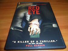 Red Eye (DVD, 2006, Full Frame) Rachel McAdams, Cillian Murphy Used