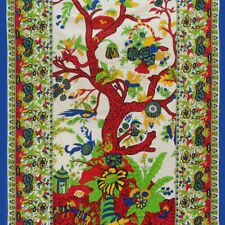 Tree Of Life Twin Wall Hanging Tapestry Mandala Bedspread