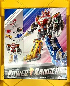Power Rangers Mighty Morphin Megazord Megapack Includes 5 MMPR Dinozords