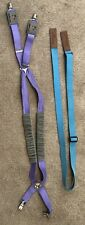 (2) Xl Brands Of Dog Diaper Suspenders: Paw Inspired And Funny Dog Clothes