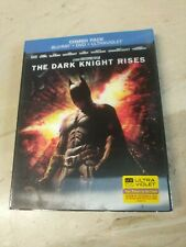 The Dark Knight Rises Blu-ray and DVD