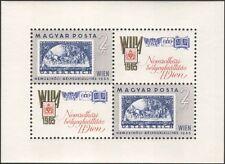UNGHERIA 1965 WIPA stampex/S-On-S/arte/posta Coach/cantante/musica 2 V M/S (n45516)