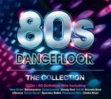 80'S DANCE FLOOR New Order,Banamarama,Communards,Simply Red,REM,Bronski Beat