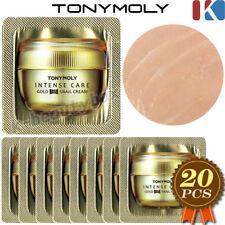 TONYMOLY Premium Intense Care Gold 24K Snail Cream 20pcs Anti-aging Moisturizing