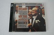 Bruckner - Symphony No.7, Kurt Masur, New York Philharmonic, CD (Box 56)