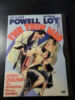 The Thin Man DVD (1934) William Powell/Myrna Loy - DVD