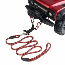 Rc Car Crawler Tow Rope & Hook for Traxxas TRX4 Axial Scx10 Hpi Venture Rc4wd