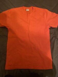 Supreme Medium Orange T-Shirt