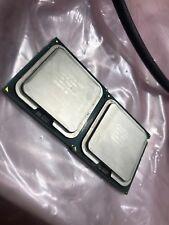 MATCHED PAIR INTEL XEON E5420 2.50GHz 12MB 1333MHz LGA771 Quad Core CPUs SLBBL