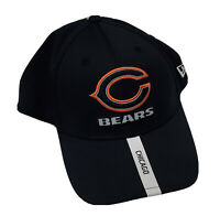 Chicago Bears New Era 9Forty Stretch Snap NFL20 OTA Official Hat NWT Cap Black