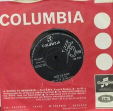 """DAVE CLARK FIVE - Glad All Over ~ 7"""" Single"""
