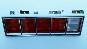1978 MONTE CARLO TAILLIGHT ASSEMBLY NEW OLD STOCK ORIGINAL GM LH SIDE. OEM NOS