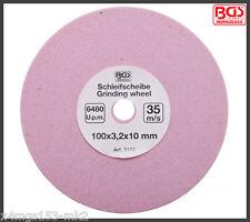 Bgs-de rechange lame, 100 x 3,2 x 10 mm, pour 3180 chaîne scie affûteur-pro - 3177
