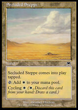 MTG 2x SECLUDED STEPPE EXC - STEPPA ISOLATA - ONS
