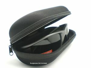 DIRTY DOG Sunglasses Glasses Frames Medium / Large Hard Case Black *NEW*