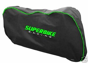 Kawasaki Ninja 250, Ninja 300 Motorcycle Indoor Breathable Dust Cover