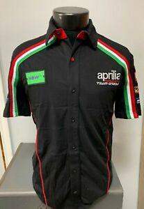 Aprilia Official Moto GP Team Gresini 2018 Pit Shirt - A1CAMA18REMXNE