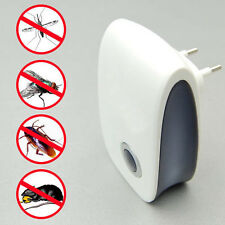 Ultra Sonic EU Plug In Mice Mouse Rodent Rat Spider Ant Repeller Pest Control