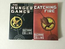 The Hunger Games 1 and 2 (books)