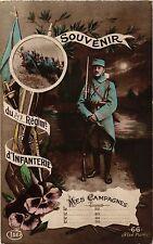CPA MILITAIRE GLAMOUR Soldat-Souvenir (329386)