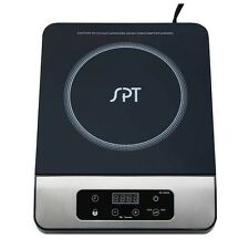Spt Sr-1885Ss-1650W Induction with Stainless Steel Panel Sr-1885Ss