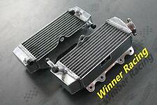 Fit Yamaha YZ250F 2001-2005;WR250F 2001-2006 aluminum radiator