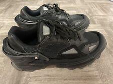Authentic Raf Simons Adidas Response Trail Black Trek Sneakers 9 S74572