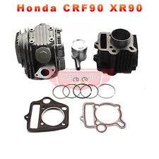 HONDA CRF90 XR90 ATC90 PISTON CYLINDER HEAD KIT REBUILD KIT FOR HONDA CRF90