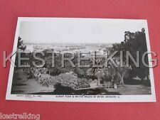 Albert Park & Milton Reach of River Brisbane Queensland Australia Postcard