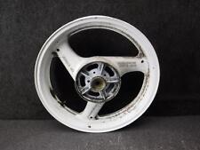 91 Suzuki GS500 GS 500E Rear Rim Wheel R76