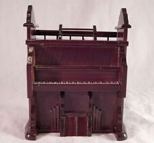 Musical Miniature Collectible Piano George Good Plays Amazing Grace