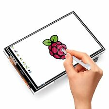 """3.5"""" Inch 320*480 LCD TFT Touch Screen Display Designed for Raspberry Pi 2 and 3"""