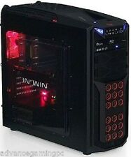 AMD A10 Quad Core Gaming PC Computer 2TB 16GB Ram 4.0GHz Custom Built Desktop
