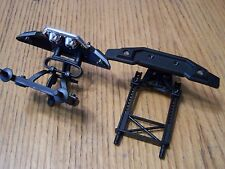 Traxxas 1/16 VXL Summit Front & Rear Bumpers w/ Body Mounts Towers Posts
