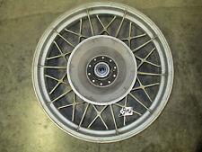 "BMW 79 R100RT R100RS R100 R100S R80RT airhead 18""  rear wheel for disk brake"